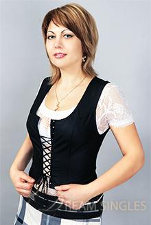 Beautiful Russian Woman Svetlana from Melitopol