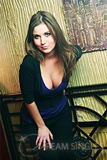Beautiful Russian Woman Natalia from Chernigov