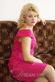 Beautiful Russian Woman Svetlana from Shostka