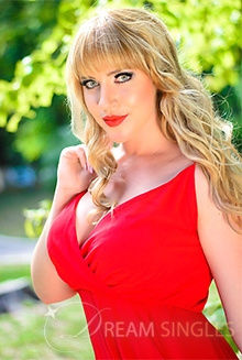Beautiful Russian Woman Zhanna from Kiev
