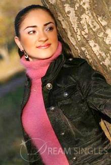 Beautiful Russian Woman Christina from Lugansk