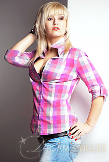 Beautiful Russian Woman Irina from Kharkov