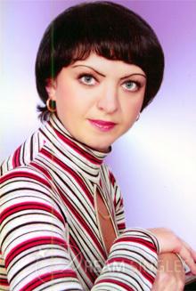 Beautiful Russian Woman Lubov from Krasnopolie