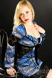Beautiful Russian Woman Alla from Melitopol