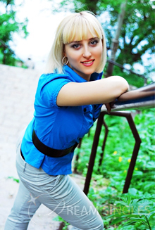 Beautiful Russian Woman Ludmila from Vinnitsa