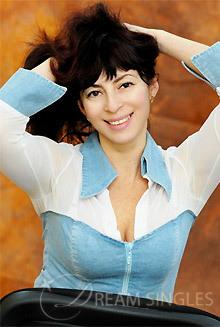 Beautiful Russian Woman Marina from Mariupol