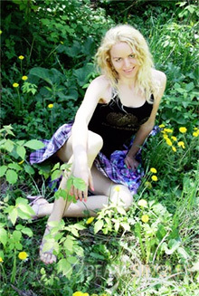 Beautiful Russian Woman Maia from Kazan