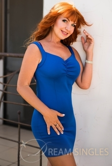 Beautiful Russian Woman Marina from Berdyansk