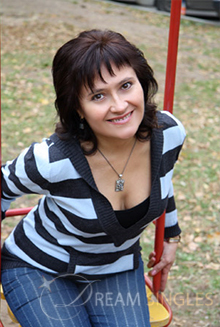 Beautiful Russian Woman Gulnara from Kazan