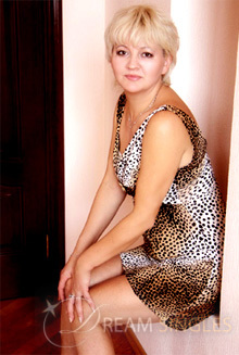 Beautiful Russian Woman Guzel from Kazan