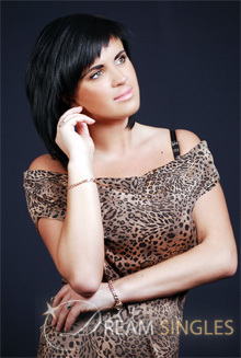 Beautiful Russian Woman Valeria from Mariupol