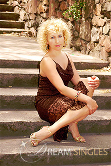 Beautiful Russian Woman Irina from Mariupol