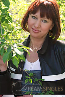 Beautiful Russian Woman Zhanna from Novosibirsk