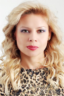 Beautiful Russian Woman Svetlana from Sevastopol