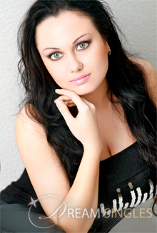Beautiful Russian Woman Julia from Simferopol