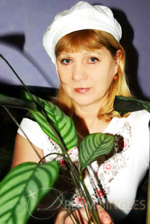 Beautiful Russian Woman Alevtina from Pskov