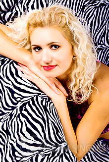 Beautiful Russian Woman Natalia from Nikolaev