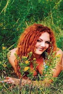 Beautiful Russian Woman Alisa from Nikolaev