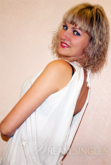 Beautiful Russian Woman Julia from Lugansk