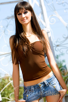 Beautiful Russian Woman Yana from Odessa