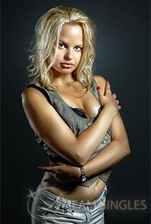 Beautiful Russian Woman Elena from Kharkov