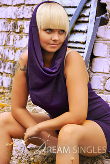 Beautiful Russian Woman Evgenia from Lugansk