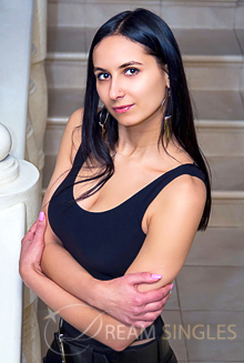 Beautiful Russian Woman Oksana from Chernigov