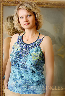 Beautiful Russian Woman Zhanna from Zhytomyr